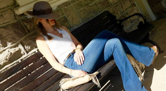 Flare Jeans and Fringe: Iconic 70's Style